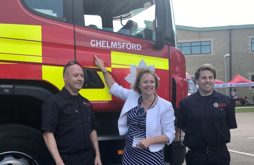 Chelmsford Fire Crew