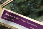 Beaulieu station briefing