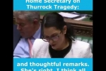 Embedded thumbnail for  Chelmsford MP pays tribute to the Chelmsford based professionals involved in the Thurrock tragedy